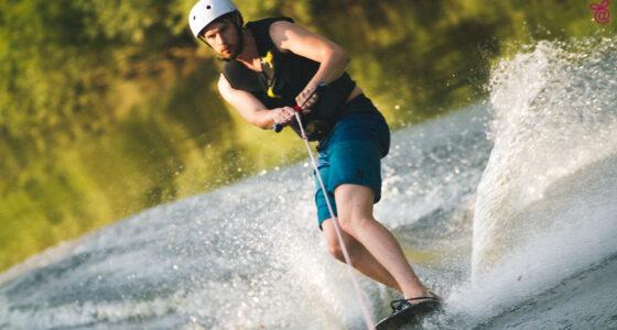 wakeboard élmény
